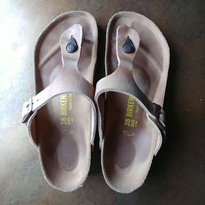 Birkenstocks in great condition Size 38